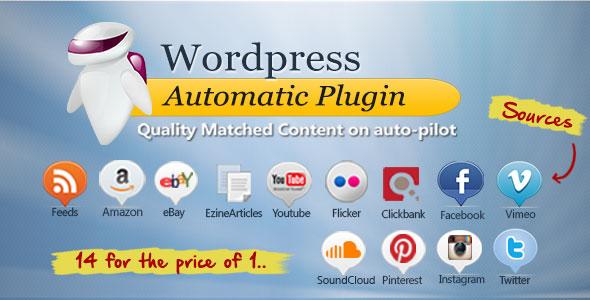 Wordpress Automatic Plugin v3.22.0