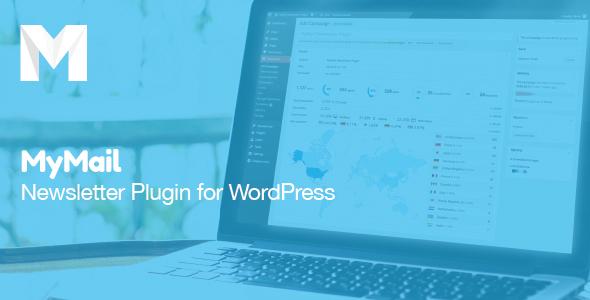 MyMail v2.1.11 - Email Newsletter Plugin for WordPress