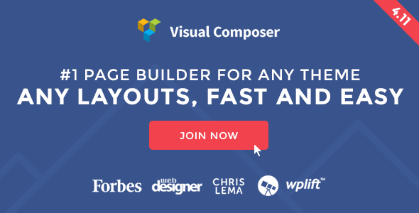 Visual Composer v4.11.2 - Page Builder for WordPress