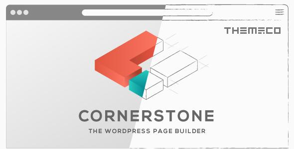 Cornerstone v1.2.2 - The WordPress Page Builder