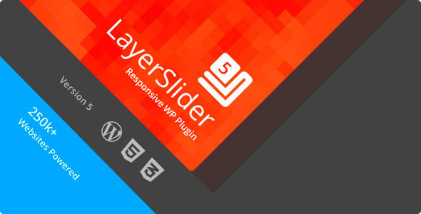 LayerSlider v5.6.5 - Responsive WordPress Slider Plugin