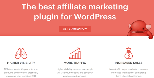 AffiliateWP v1.7.17 - Affiliate Marketing Plugin WordPress