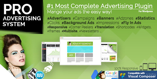 WP PRO Advertising System v4.6.18 - All In One Ad Manager