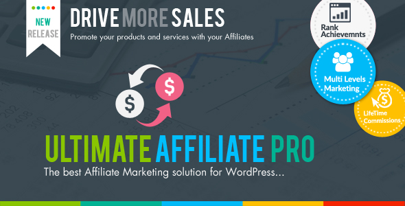 Ultimate Affiliate Pro WordPress Plugin v1.4