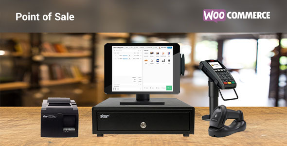 WooCommerce Point of Sale (POS) v3.1.3.3