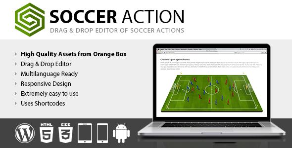 Soccer Action v1.12 - Wordpress Plugin