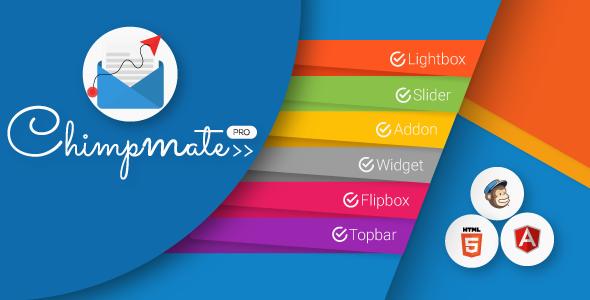 ChimpMate Pro v1.2.5 - WordPress MailChimp Assistant
