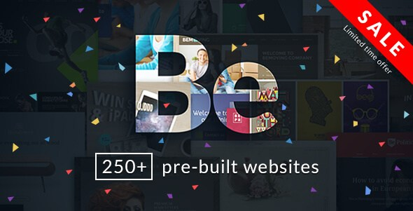 BeTheme v4.0 – HTML5 Responsive Multi-Purpose Site Template