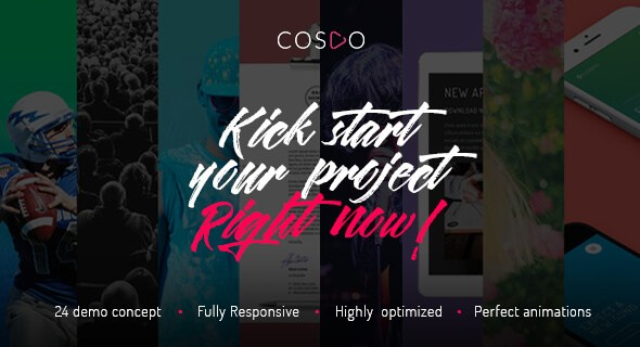 Cospo v1.0.3 – Responsive Creative Multi-purpose HTML5