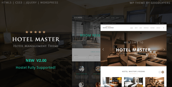 Download – Hotel Master v2.01 – Hotel Booking WP Theme