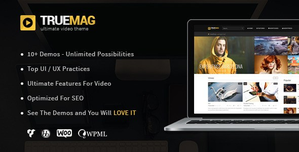 Download – True Mag v3.3 WordPress Theme for Video and Magazine