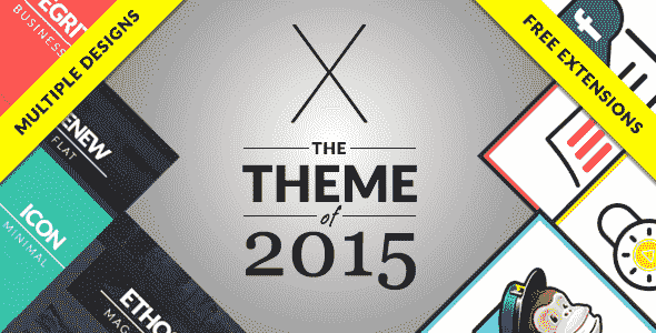 Download – X The Theme 3.1.1 Premium WordPress Theme