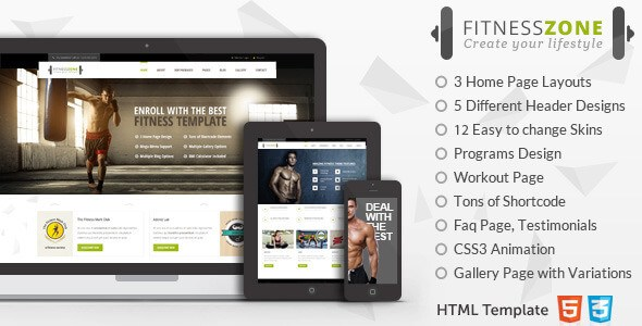 Download – Fitness Zone | Sports HTML5 Template for Gym & Fitness
