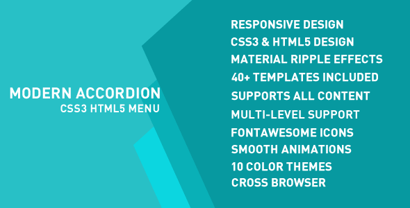 Download – Modern Accordion Menu