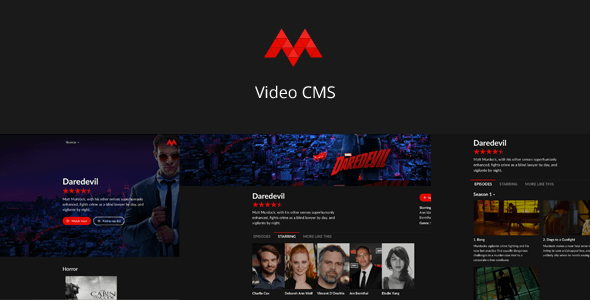 Muviko v1.0 – Movie & Video CMS (Content Management System)