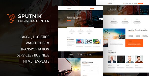 Download – Sputnik – Logistics Center Multipurpose HTML Template