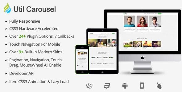 Download – UtilCarousel Responsive jQuery Carousel Plugin