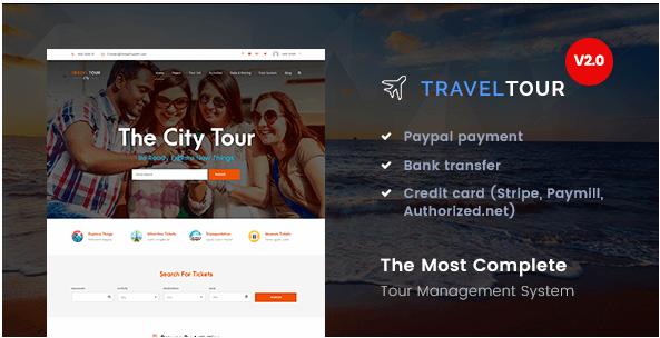 Travel Tour v2.0.6 – Tour Booking, Travel WordPress Theme